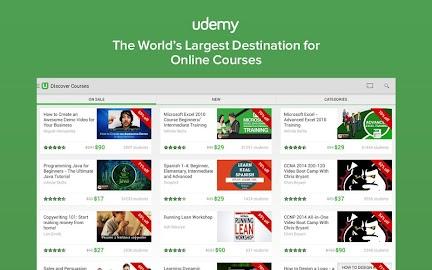 Udemy Online Courses Screenshot 23