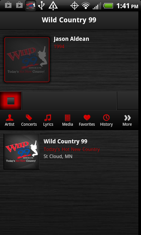 Wild Country 99 - screenshot
