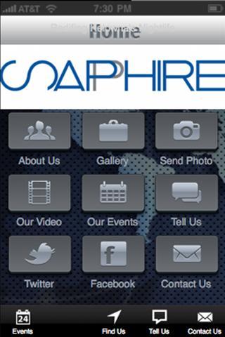 Sapphire Mobile App