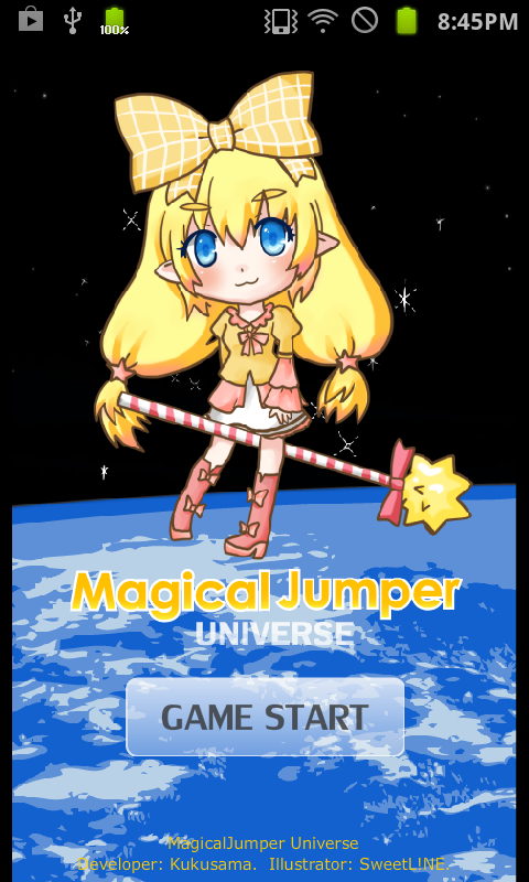 MagicalJumper UNIVERSE- screenshot