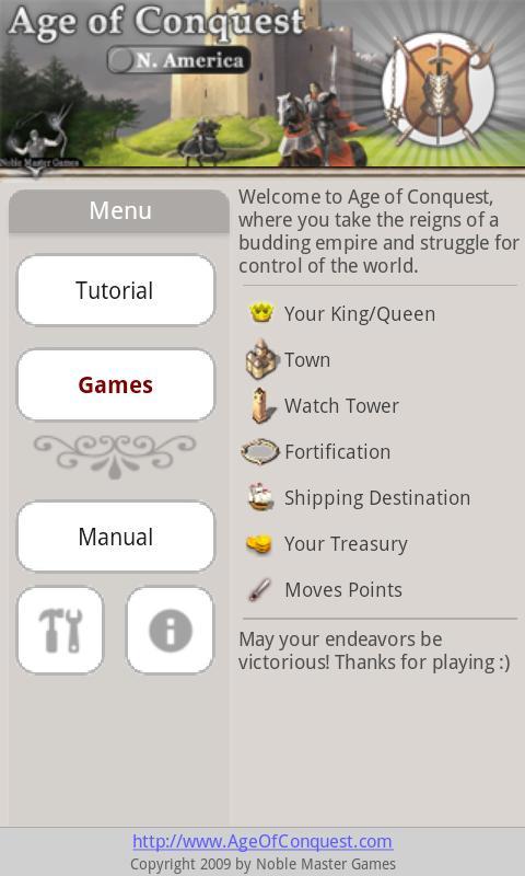 Age of Conquest: N. America- screenshot