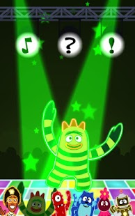 Yo Gabba Gabba! Glow Dancing! - screenshot thumbnail