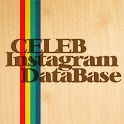 CELEB Instagram DATABASE icon