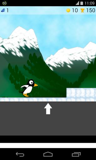 企鹅跳跃游戏