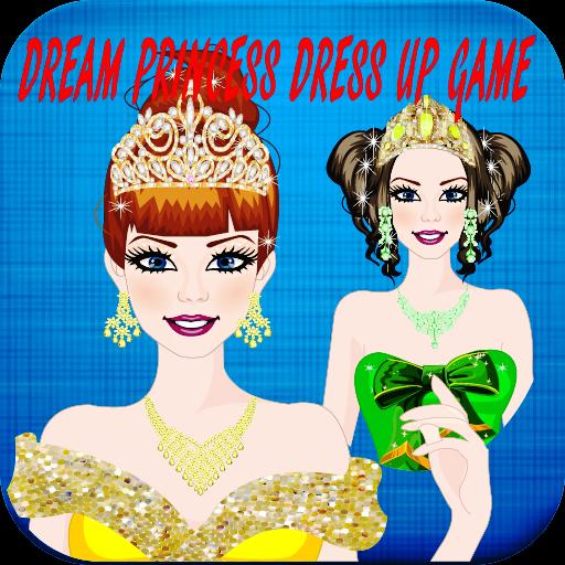 梦公主装扮游戏 LOGO-APP點子