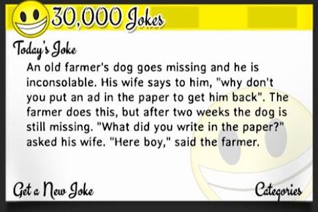 30 000 Jokes
