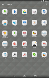 Ivory - Icon Pack Screenshot 9