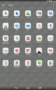 Ivory - Icon Pack Screenshot 14