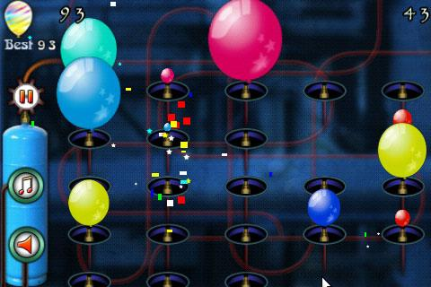Balloon Blast - screenshot
