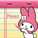 Memo – My Melody & Sanrio icon