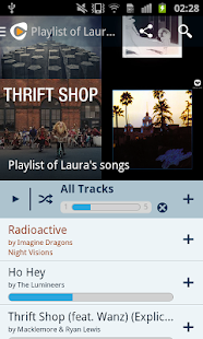 Rhapsody -  Music & Radio - screenshot thumbnail