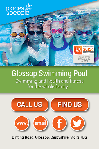 Glossop Swimming Pool