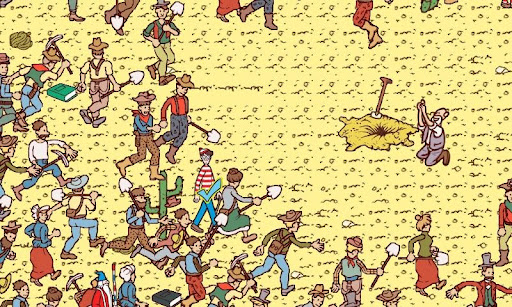 Wheres Waldo Now v1.0.2
