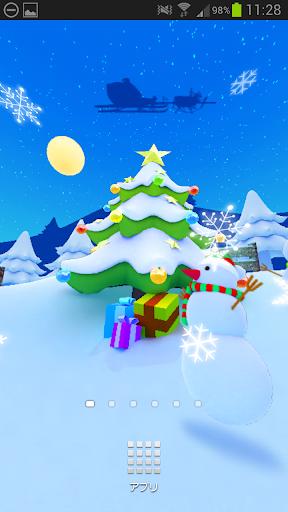 雪だるまのクリスマスTrial