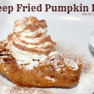 ~Deep Fried Pumpkin Pie!