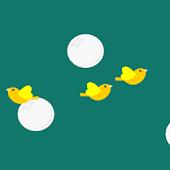 Bubbles & Birds Free