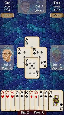 Spades - screenshot