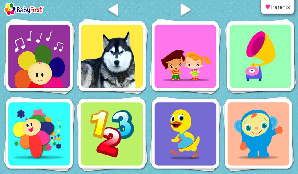 BabyFirst Video Educational TV - Android Apps on Google Play