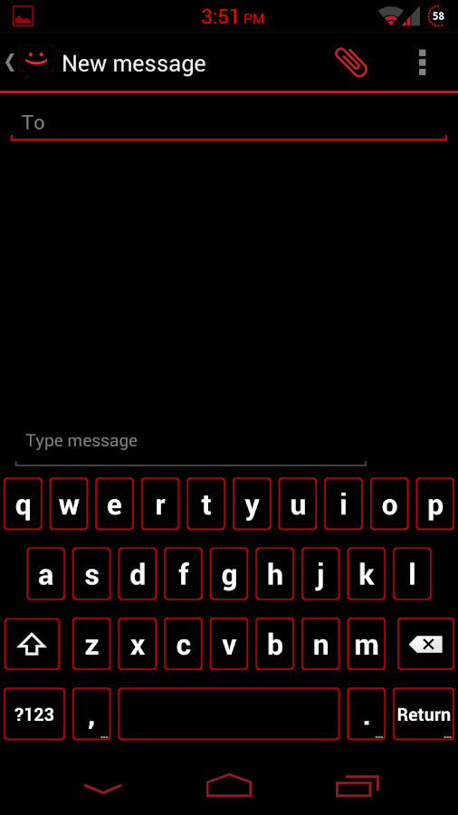 RED Jelly CM10.1 Theme Chooser- screenshot