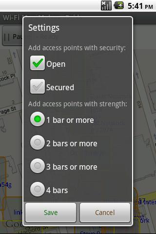 Map Your Wi-Fi - Paid - screenshot