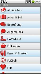 iSayHello German - Japanese- screenshot thumbnail
