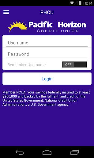 Pacific Horizon Credit Union