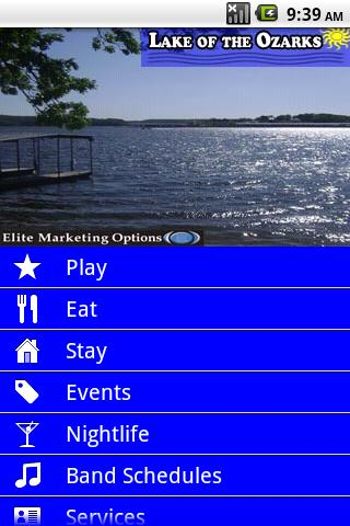 Lake of the Ozarks- screenshot