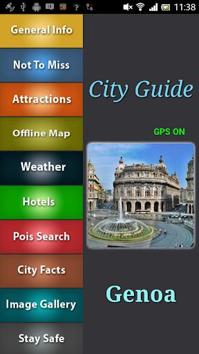 Genoa Offline Guide