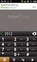 Screenshot of Angel Dialer Pro