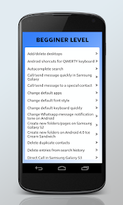 Secrets Lite for Android screenshot 1