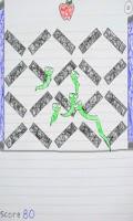 Screenshot of Free Scribble Worm