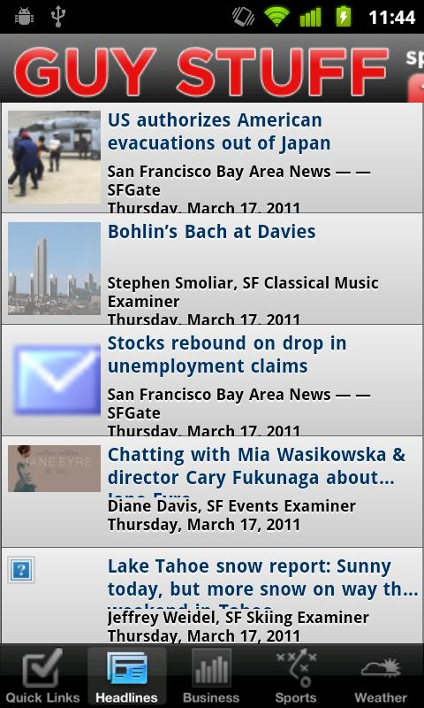 San Francisco Local News - screenshot