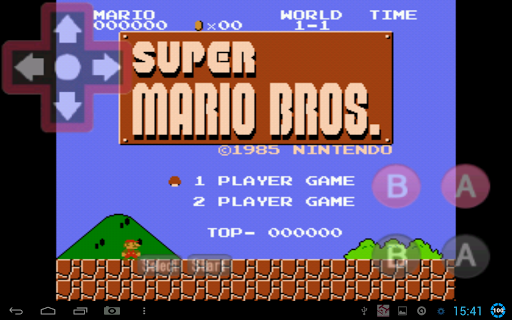 NES Emulator 体験版 ファミコンエミュレーター