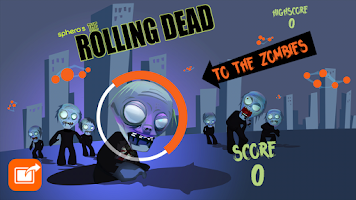 Screenshot of The Rolling Dead