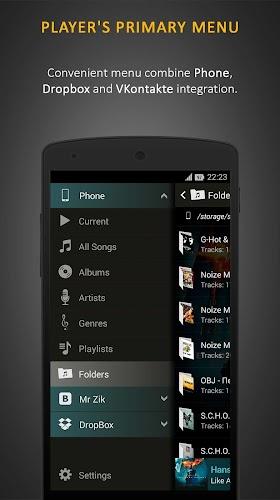 Stellio Music Player FULL 3.01 APK