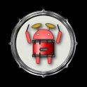 DroiDrum Pro - a pro drum set icon