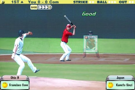 BVP Baseball 2011 Lite - screenshot thumbnail