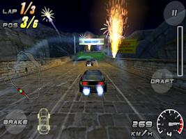 Screenshot of Raging Thunder 2 HD