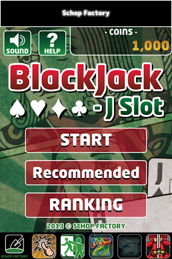 BlackJack - J Slot