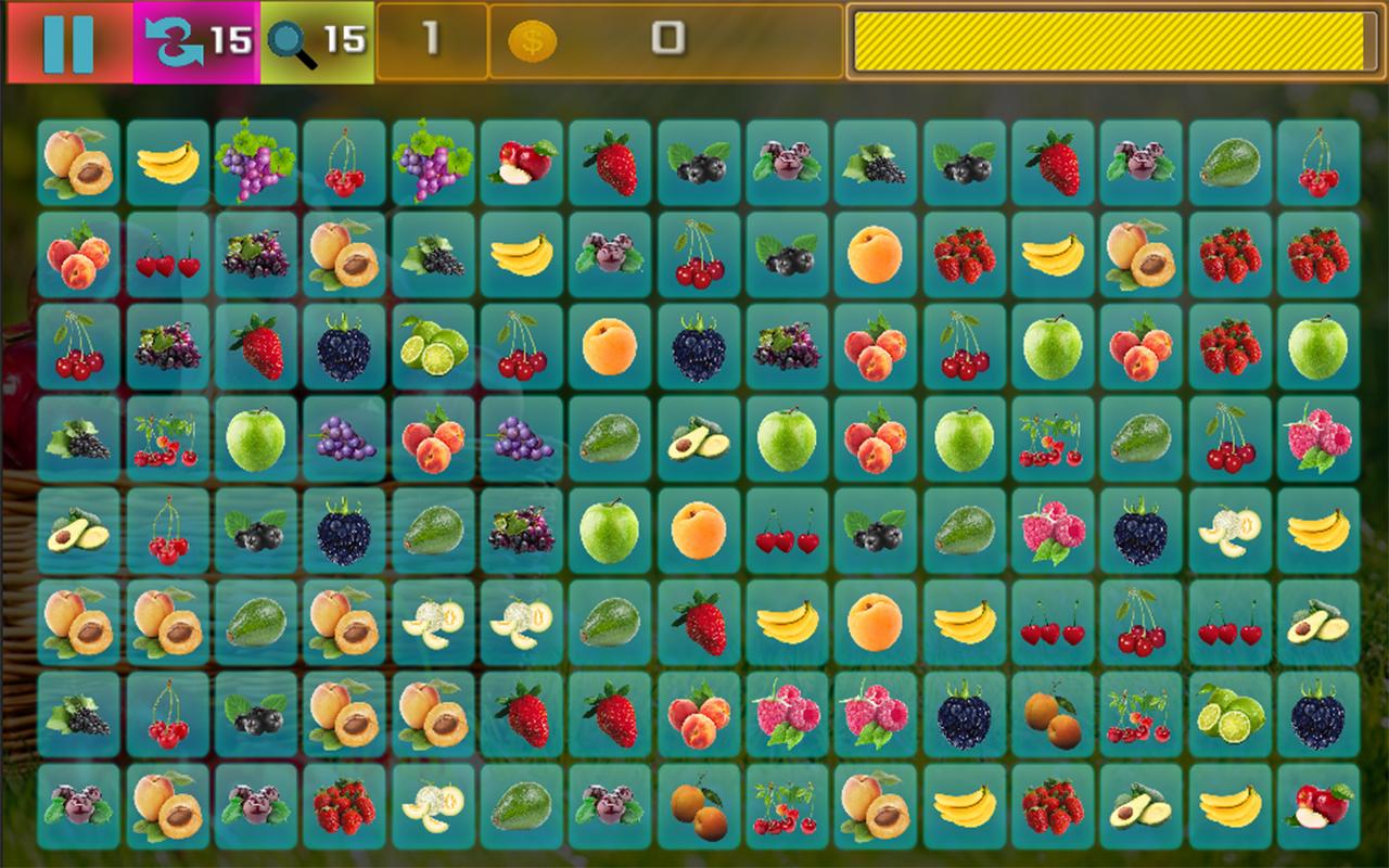 Game onet fruit - Phone