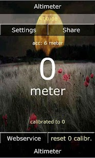 Android Altimeter Pro - screenshot thumbnail