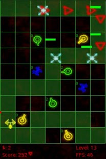 Pixel Defense Lite- screenshot thumbnail