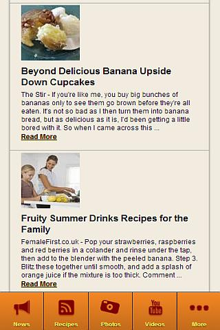 Banana Recipes FREE- screenshot