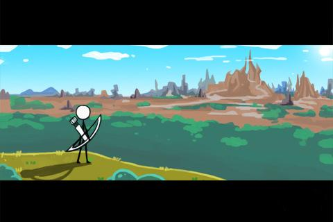 Cartoon Wars: Gunner+ APK screenshot thumbnail 1