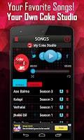 Screenshot of Coke Studio @MTV Songs