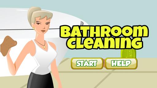 Juegos de limpieza de baño