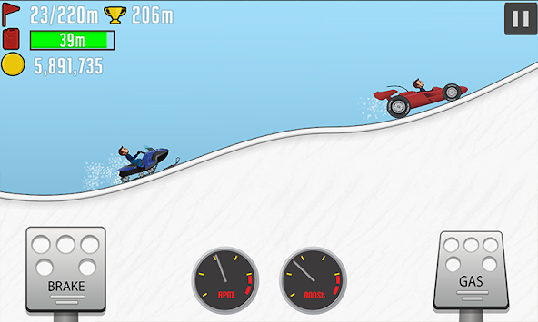 Hill Racing PvP APK screenshot thumbnail 8