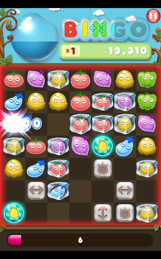 BingoPang : Block Puzzle IQ King- screenshot