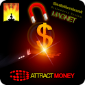 Subliminal Attract Money Video icon