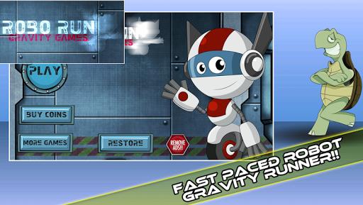 ロボラン:重力ゲーム!